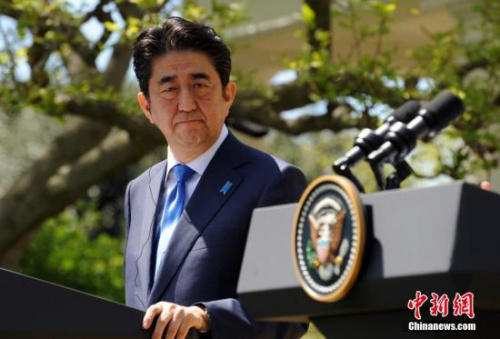 安倍休假后课题诸多 涉及天皇退位及经济外交