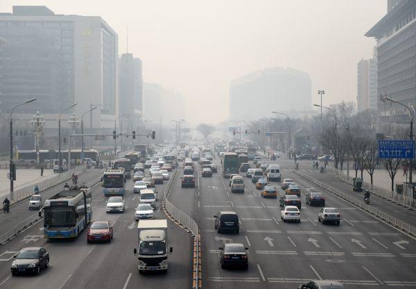 中美联合调查燃煤危害:系中国空气污染致死主因