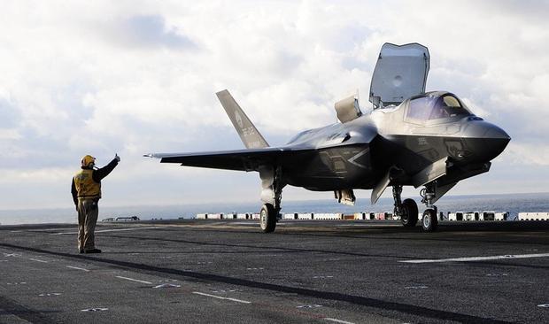 美军将向日部署16架F35B战机 为日撑腰制衡中国