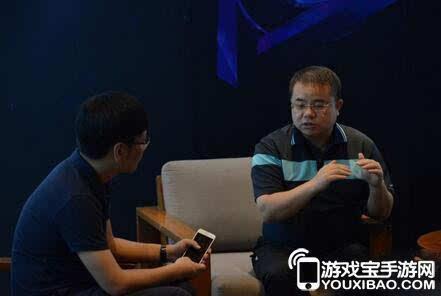 腾讯侯淼专访 腾讯要建移动电竞职业化体系 -