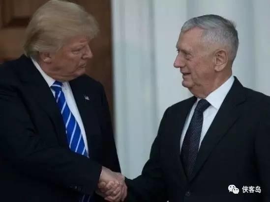 [解局]美国鹰派新防长,居然对中国如此低调?