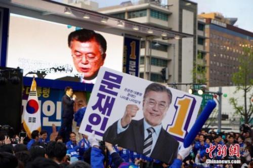 入主青瓦台总统将揭晓 谁能带领韩国走出困境?