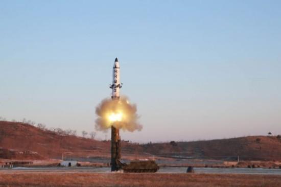 朝鲜导弹战力提升 美军或重新考虑关岛战略定位