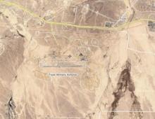 以色列突袭叙利亚空军基地
