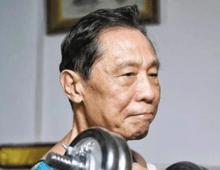 跑步、游泳、引体向上……83岁的钟南山从未停止健身