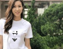 "TVB乖乖女,香港宅男最爱的女神""BB"",曾被林峰穷追不舍"