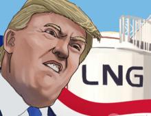 美国天然气卖不出去了?继中国签发告知书后,这两国考虑取消合同!