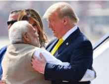 """特朗普向莫迪急求""""新冠神药"""",转脸就威胁报复!印度发话"""