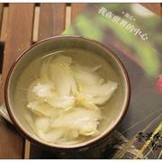 百合糖水,简到极致的潮汕甜汤,夏天喝很清爽