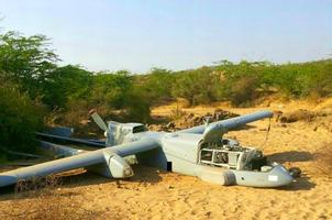 印度空军1架飞机坠毁  技术拙劣 - 仙人掌 - 仙人掌