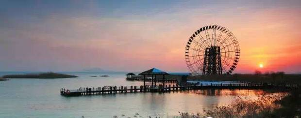 自驾路线:上海,苏州西山,上海     必驾理由:长岛的诗情画意,尽