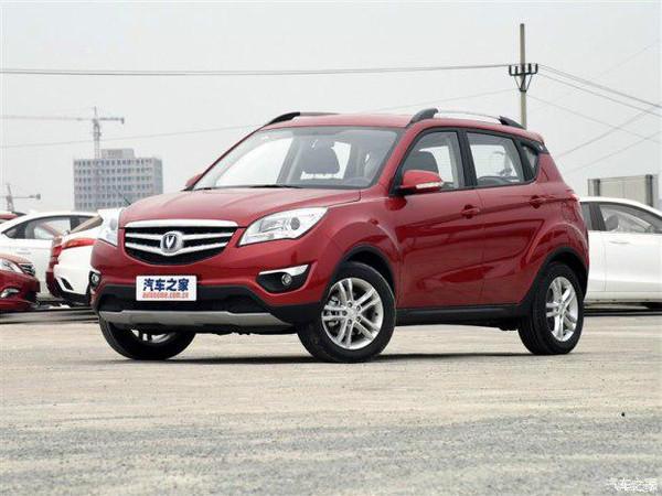 长安汽车11月销量:CS75突破2万辆