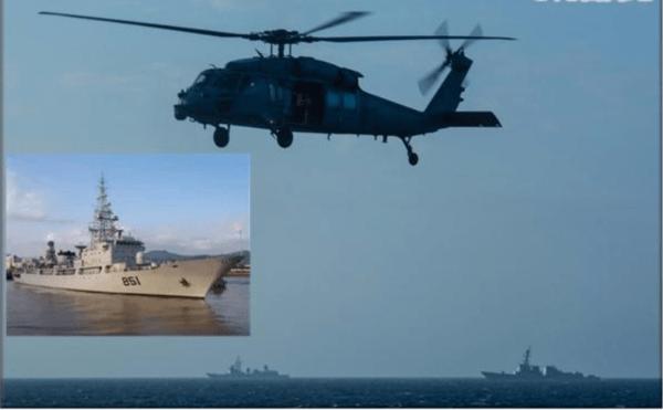 美军航母战斗群碰到中国这条船后连雷达都不敢开?