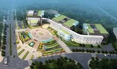 永泰县六馆一中心年底前建成总投资约3.3亿非州建筑设计事务所图片