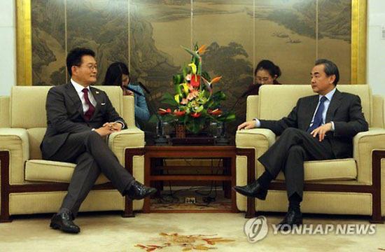 """韩反对党议员访华谈萨德 韩媒:陷中方""""离间之计"""""""
