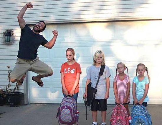 神吐槽:这辈子的孩子 可能是你上辈子的班主任图片