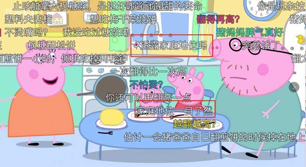 神吐槽:刷完小猪佩奇,我再也不相信亲情了