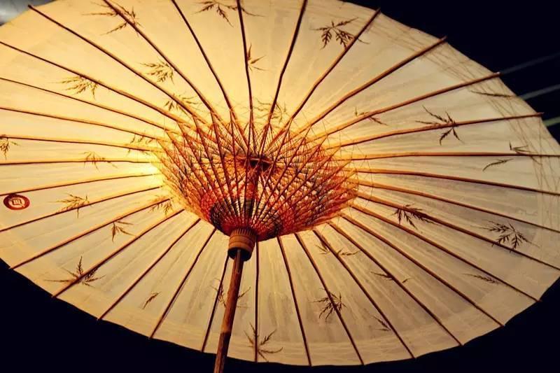 寂寥的油纸伞
