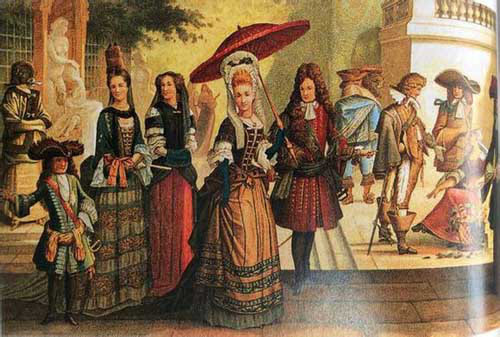 深度丨欧洲古典 穷奢极欲的巴洛克时期图片