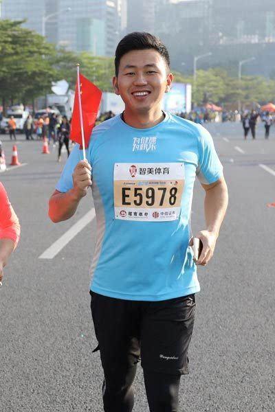 """张晗专栏: 借马拉松平台联动 成就行业TOP品牌"""""""
