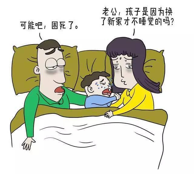 孩子睡眠质量不好_孩子睡觉不好! 注意 这可是疾病的征兆