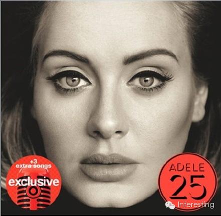 [抢鲜听]暌违四年 Adele瘦了!新专《25》今日首