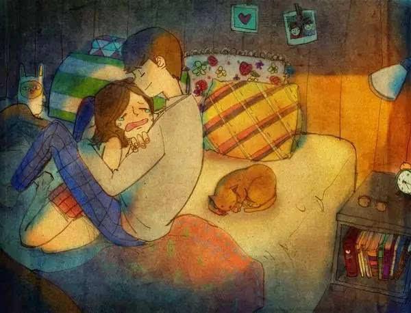 我最喜欢你!图片