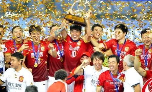 恒大再夺亚冠冠军 夺冠不二法门 足球市场化图片