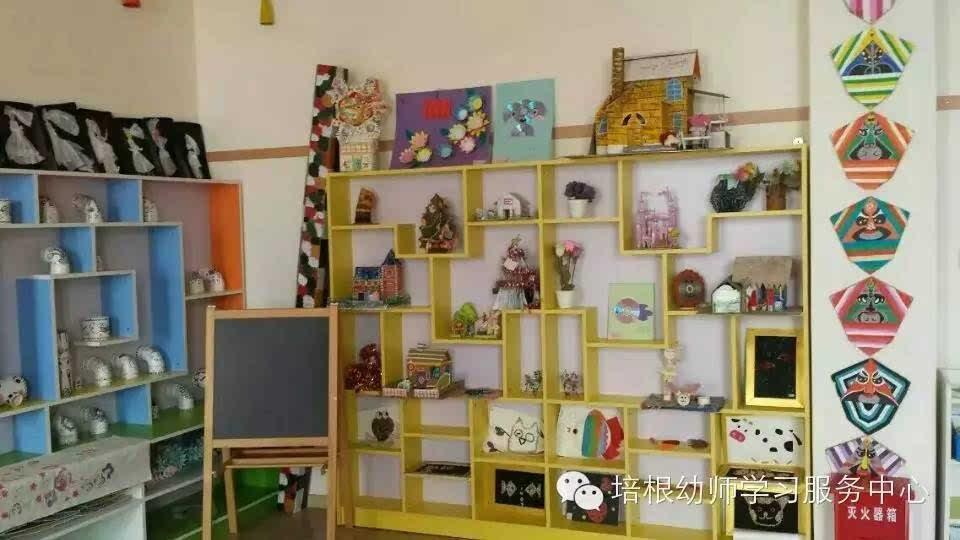 特色幼儿园环境创设作品欣赏图片