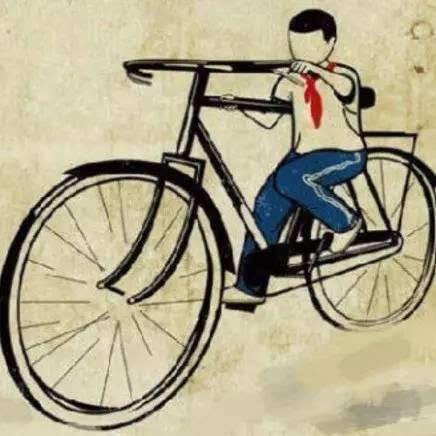 甜蜜 逗B或文艺 这是TA的 单车恋人 故事