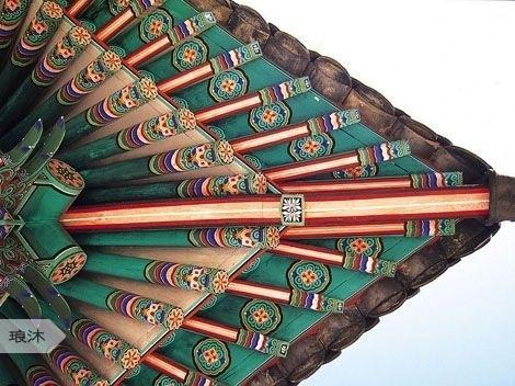 中国古建筑 斗拱