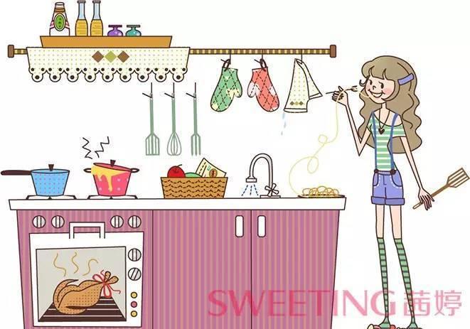 会做饭的女人,做微商更厉害!