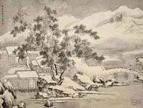 这些描写雪的古诗 太美了 你读过几首图片