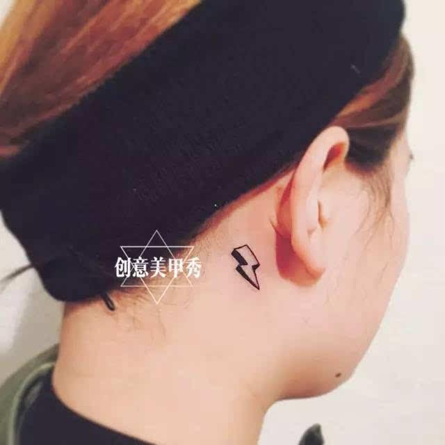 清新的韩国小纹身 超精致