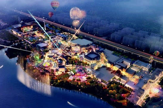 阳澄湖半岛度假区华谊影城有望2017年和游客