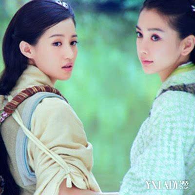 古装美女angelababy苏青 看女神精美的古装造型