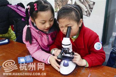 0.15毫米的草履虫到底长啥样 显微镜为果冻们打开一个不一样的世界