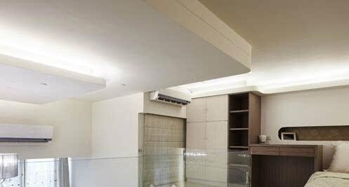 6款斜顶阁楼卧室吊顶 这么设计就不怕被房顶压迫图