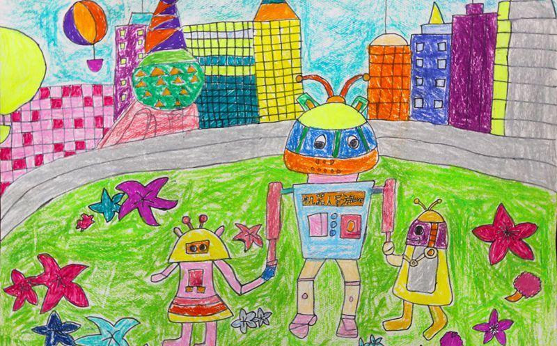 幼儿园画画图片大全 比赛