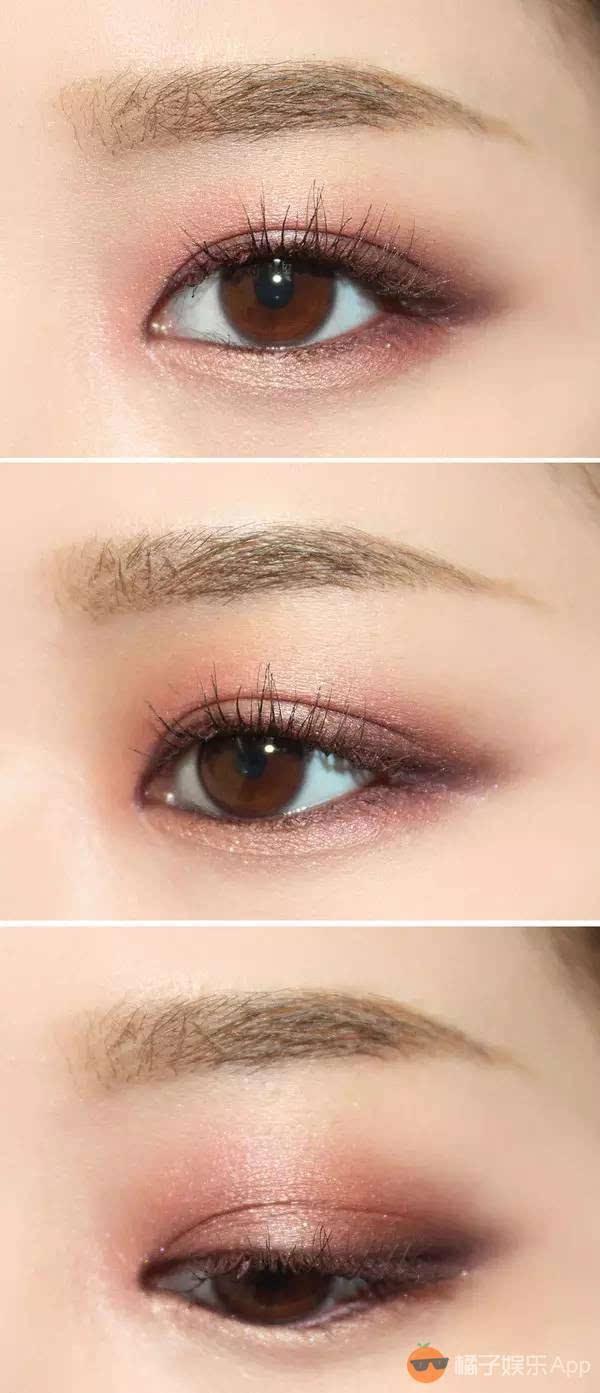 化妆 初学者必看 媚眼如丝全靠眼影!