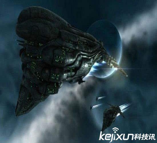 宇宙ufo神秘事件图片