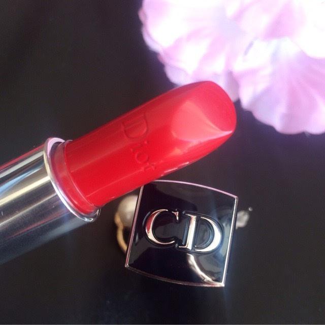 Dior烈焰蓝金口红