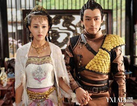 轩辕剑之天之痕唐嫣剧照展示 美丽动人气质无双