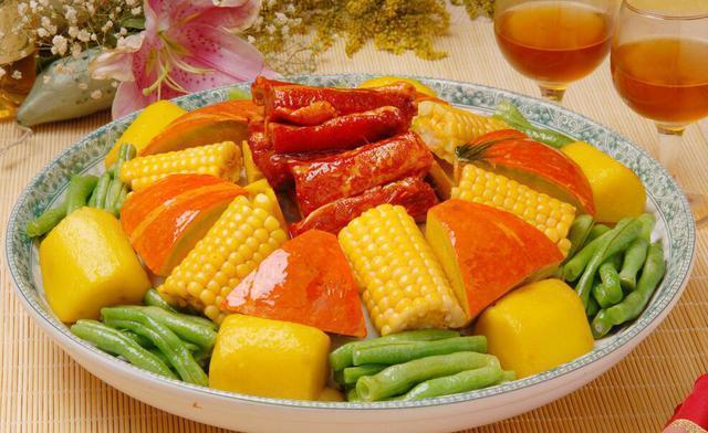 东北年夜饭必不可少的年味十足的菜肴 大丰收