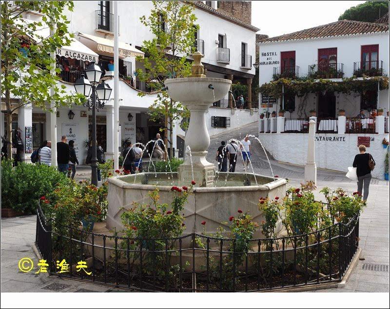 [西班牙]白色小镇米哈斯一