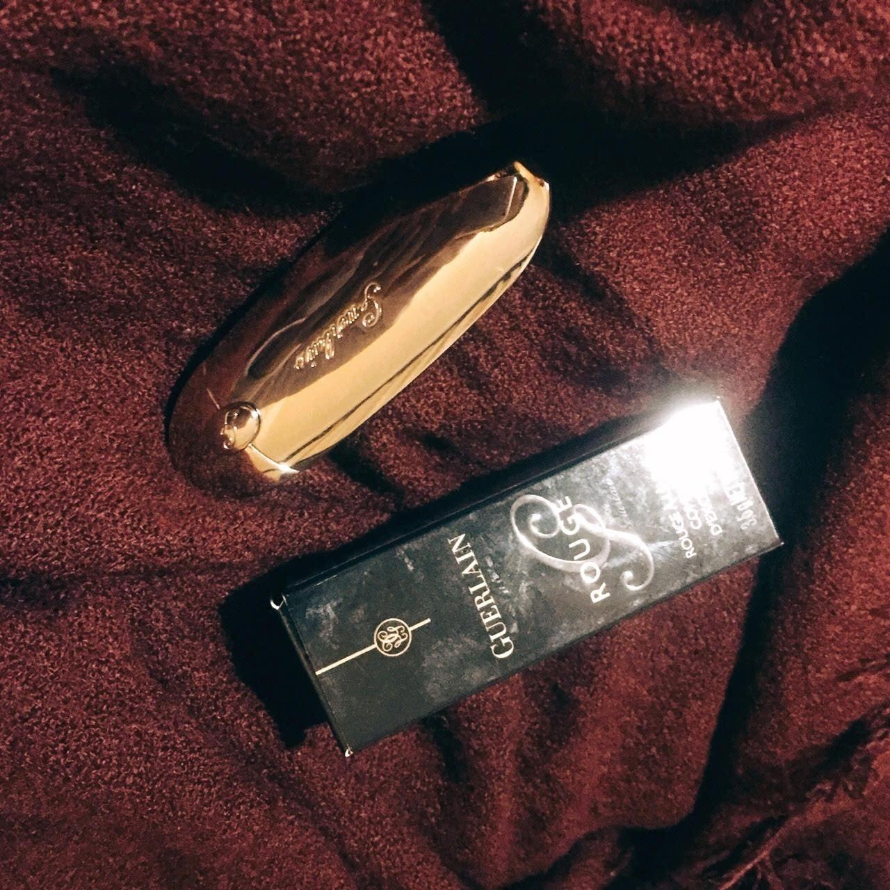 分享一支娇兰的唇膏图片