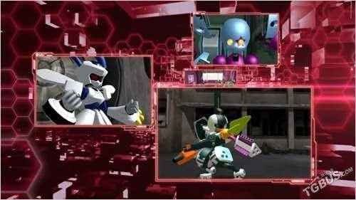 《徽章战士9》30秒tvcm影像放出展示游戏画面