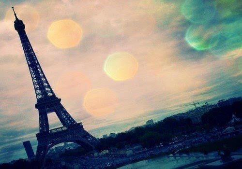 埃菲尔铁塔唯美图片 巴黎铁塔唯美图片