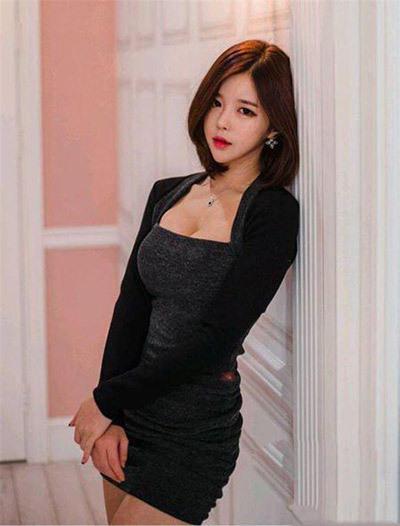 韩国网红女主播尹素婉