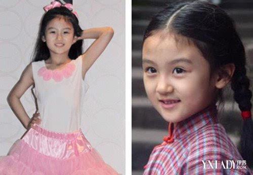中国最漂亮的女童星是谁? 盘点中国最美4大童星